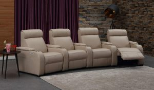Different Types Of Home Theater Seating