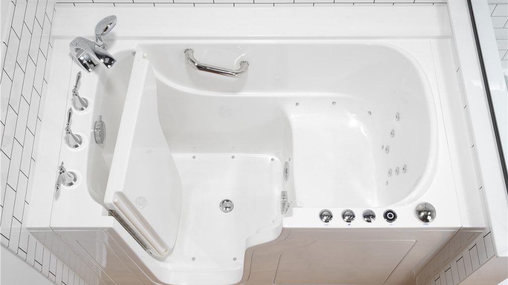 walkin bathtub