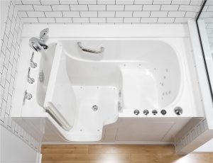 What are the tips to choose a walkin bathtub?