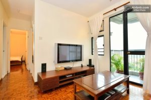 Apartment in the Right Location in Hong Kong