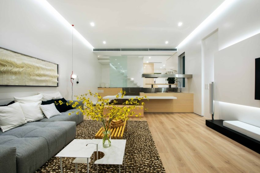 residential interior design HK