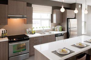 How to get kitchen appliances?