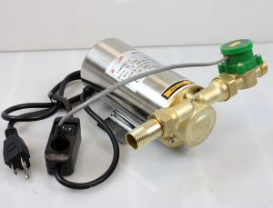 Water booster pump, the perfect solution for low water pressure