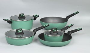 The benefits of the metal which makes a person choose aluminium cookware