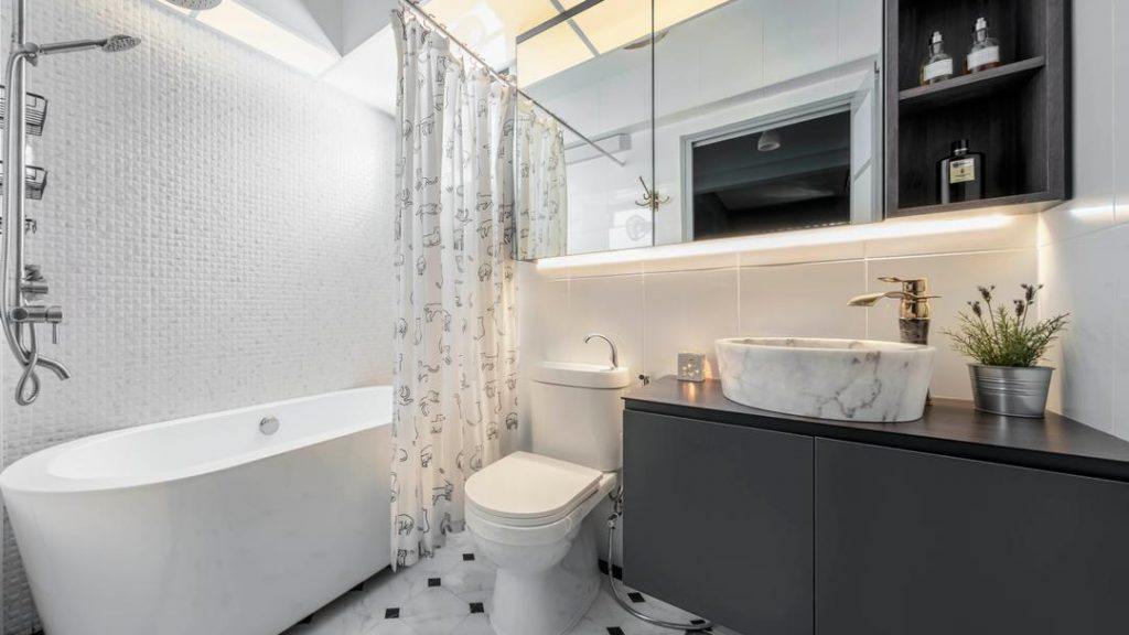 bathroom Singapore hdb